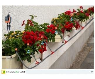 irrigazione terrazzo impianto di irrigazione per balconi e terrazzi