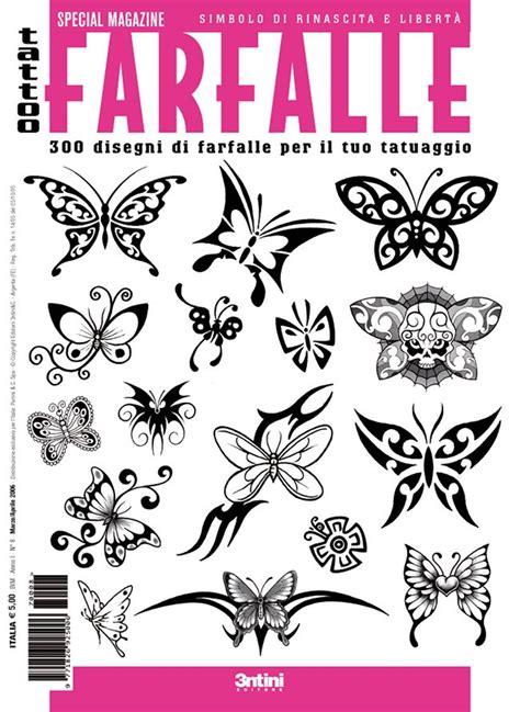 tatuaggi fiori senza contorno farfalle