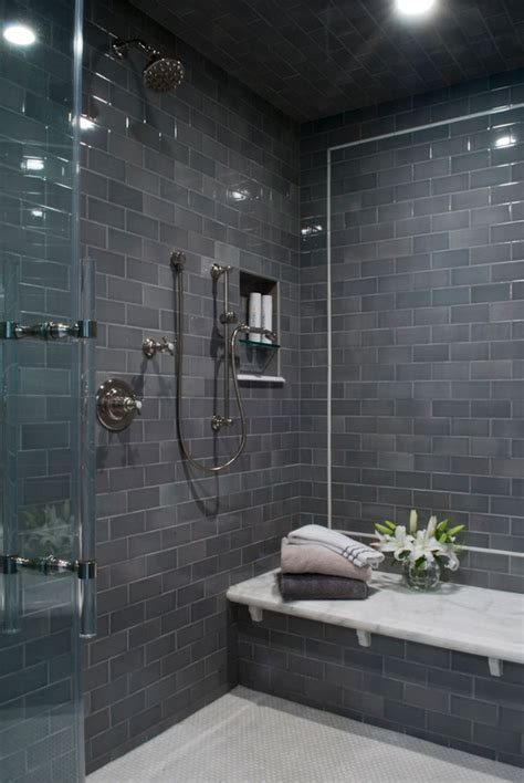 Ceramic Tile Designs For Bathrooms by 27 Walk In Shower Tile Ideas That Will Inspire You Home