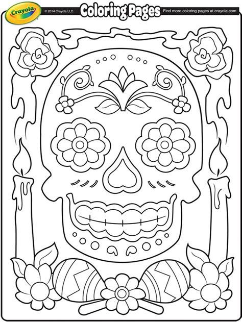 dia de los muertos couple coloring pages dia de los muertos coloring page crayola com
