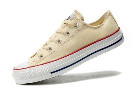Sepatu Converse All Clasic Size 37 43 classic converse chuck all low top unbleached white canvas sneakers 1z632 52 00