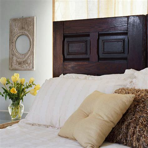 dramatic headboards old doors used as headboards 16 dramatic exles by