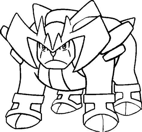 pokemon coloring pages virizion dibujos para colorear pokemon terrakion dibujos pokemon