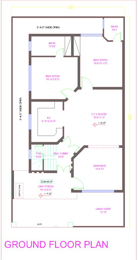 10 Marla Home Front Design by 3d Front Elevation Com New 10 Marla House Plan Bahria