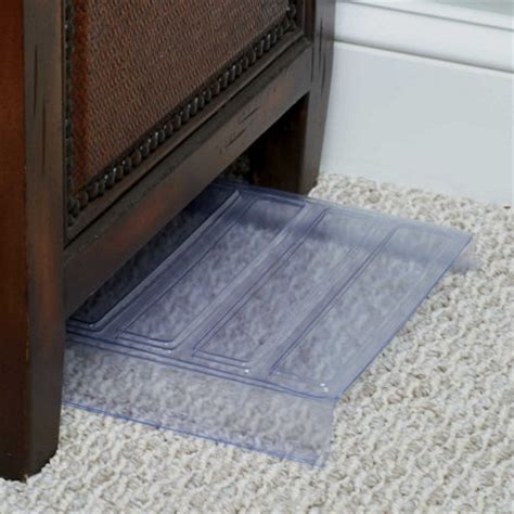 under couch heat register deflector vent extender improvements