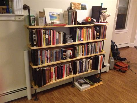 pvc pipe bookshelf pictures to pin on pinsdaddy