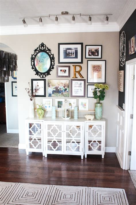 Dining Room Buffet Makeover Dining Room Wall Makeover This So If We