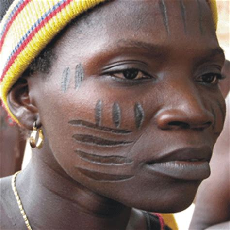 yoruba tribal tattoos 10 common misconceptions about ibadan nigeria jovago