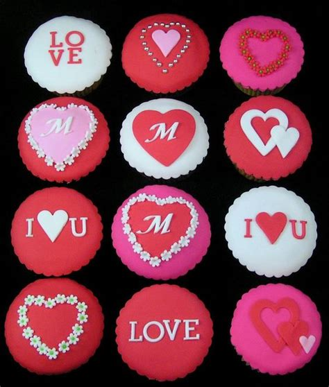cupcakes design for valentines simple valentines day cupcake ideas s day