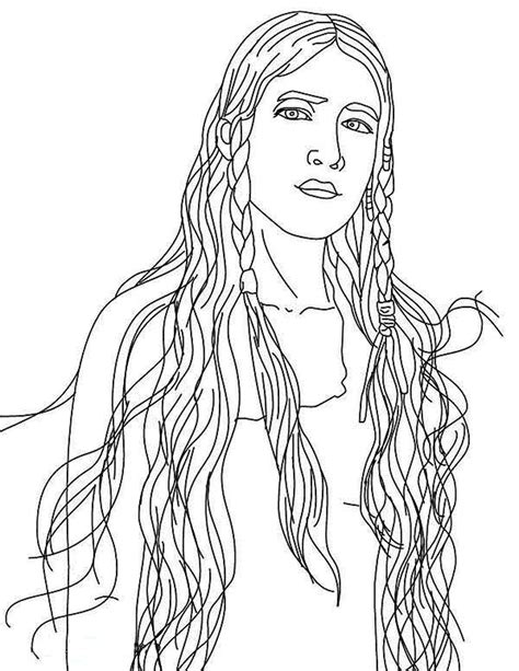 beautiful hair coloring pages 15 images of gorgeous woman coloring pages pretty woman