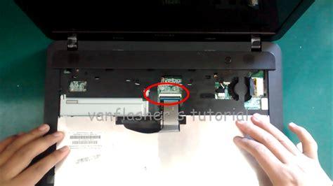 Mengganti Keyboard Laptop Toshiba cara mengganti keyboard toshiba satellite c800 c840 l840