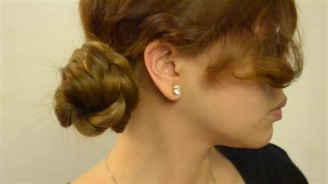 hairstyles easy wikihow 6 ways to do simple quick hairstyles for long hair wikihow