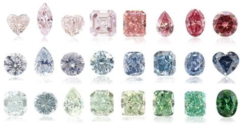 different color diamonds jackies jewelry and gemstones