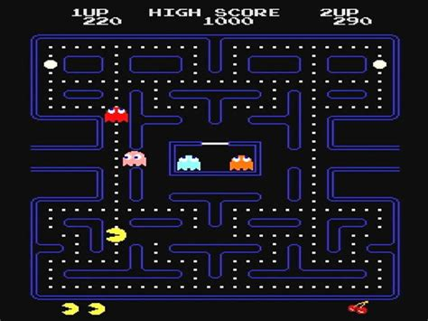 Gamis Paccy An screenshot pacman