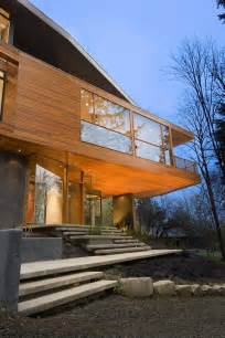 Quot Twilight Quot The Cullen Family S Contemporary House