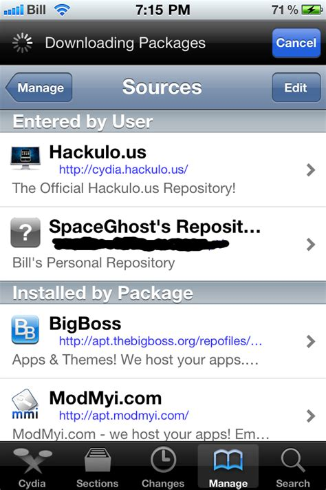The To My By T Cyia by My Iphone Has Cydia Now What
