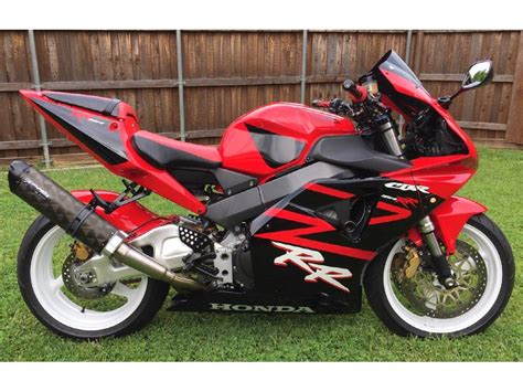 Honda Cbr 954rr For Sale Used Motorcycles On Buysellsearch