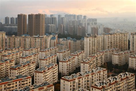 abandoned cities in china using big data to determine the extent of china s ghost cities archdaily