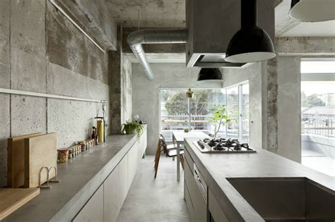 concrete apartments renovation of a 40 year old reinforced concrete apartment