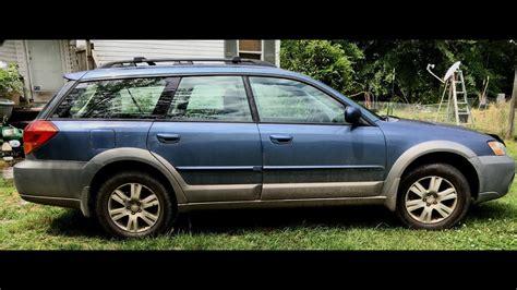 How To Repair 2005 Subaru Outback Light