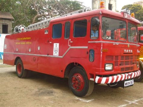 fire engines  tata pump mumbai fire brigade
