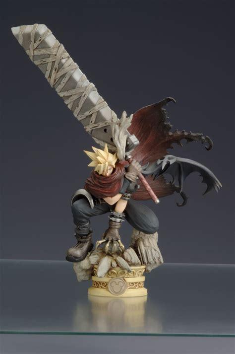 Play Arts Kingdom Hearts Cloud Strife Sephiroth Figure kingdom hearts formation arts cloud strife actionfiguren