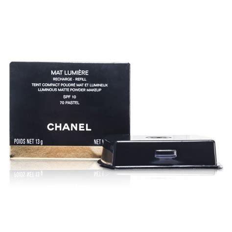 Harga Chanel Mat Lumiere Luminous Matte Powder chanel mat lumiere luminous matte powder makeup refill