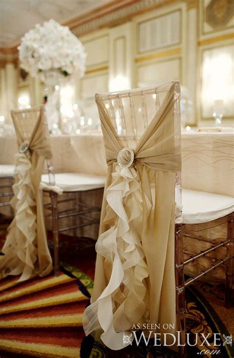 wedding chair decoration ideas Archives   Weddings Romantique