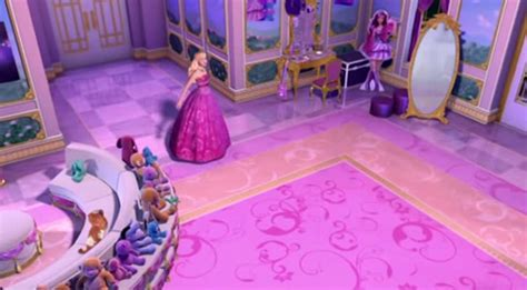 barbie princess bedroom whose room poll results barbie the princess and the