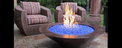 gaslight firepit gaslight firepit diy concrete pit bowl 17 best ideas