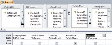 sql tutorial query multiple tables ms access 2010 tutorial retrieve data from multiple tables