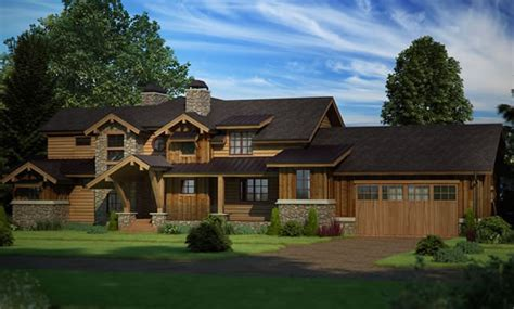 mountain view house plans mountain view craftsman home architectural house plans