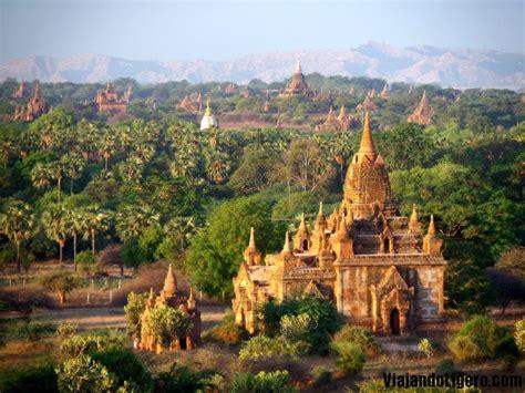 imagenes increibles general bagan entre incre 237 bles pagodas y estupas milenarias