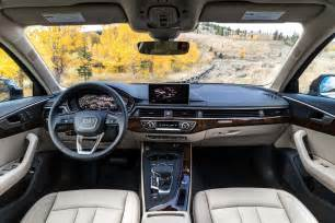 Interior Road by 2017 Audi A4 Allroad Test Review