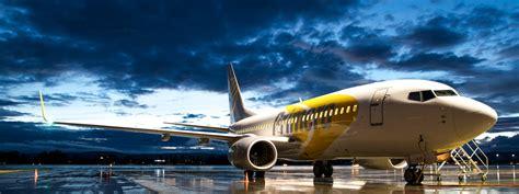 series charter air charter