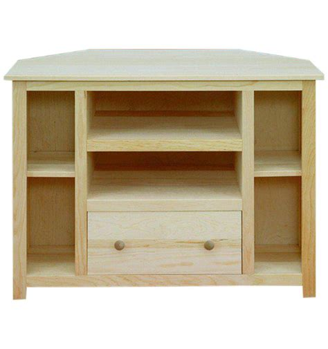 corner console 39 inch corner tv console simply woods furniture