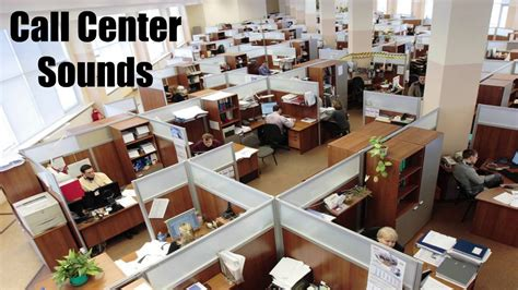home design center telemarketing call center sounds work from home office ambience