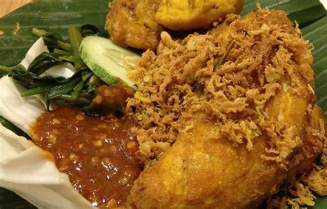 tips buat kentang goreng enak resep ayam penyet goreng enak indonesian food pinterest