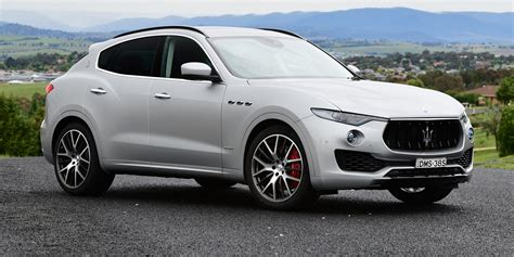 suv maserati price 2018 maserati levante s pricing and specs photos