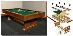 gameroom plans foosball table mission style pool table