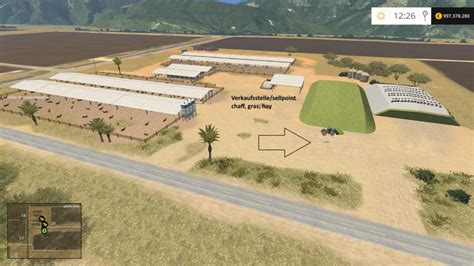 california map fs17 california central valley v2 0 farming simulator 17