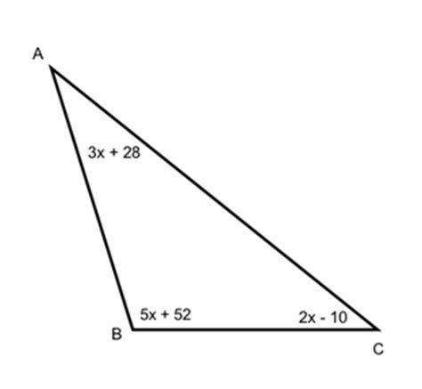 Triangle Angle Sum Worksheet by Triangle Angle Sum Worksheets