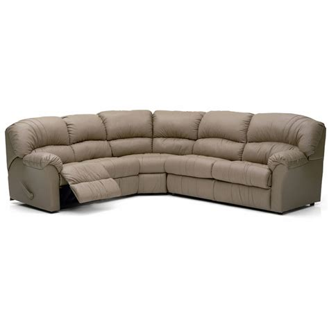 discount leather sectionals palliser 41072 sectional callahan reclining sectional