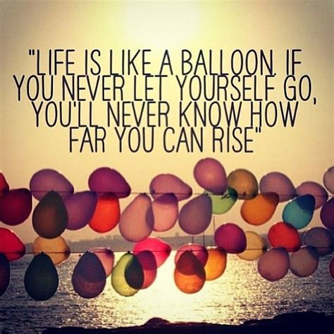 Birthday Balloon Quotes Balloon Quotes Leaving Ceremony Pinterest