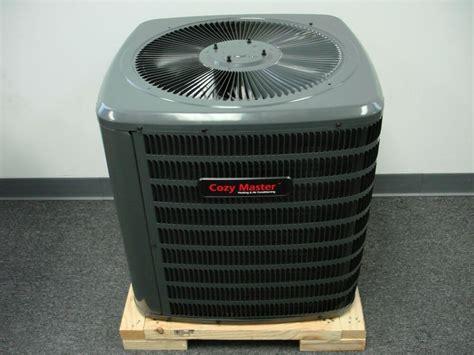 ton  seer cozy master central ac gsx air conditioning condenser ebay