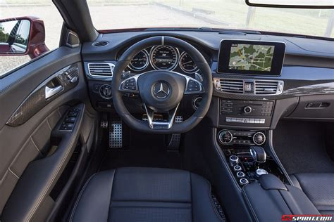 Mercedes Interior by 2015 Mercedes Cls 63 S Amg Review Gtspirit