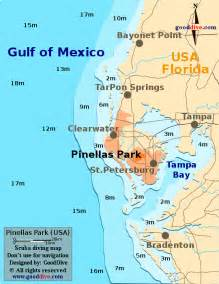 pinellas map gooddive