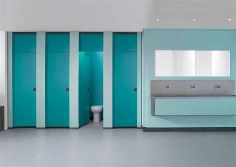 Bathroom Floor Plan Design Tool toilet cubicle doors bushboard washrooms