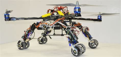 Mechanical Engineering Robotics Students Design A Hybrid Exploration Robot With Arduino