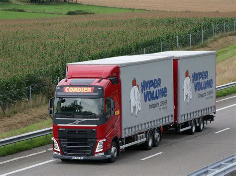 Cordier A3258 Truck : New Volvo FH drawbar Company : Cordi Flickr